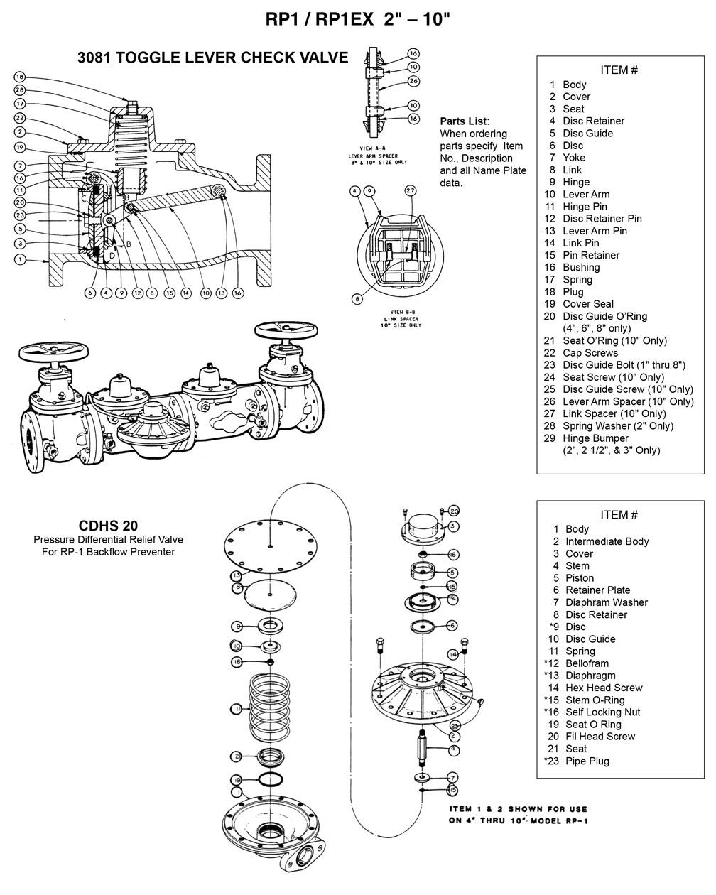 bavco common backflow repair parts cla val. Black Bedroom Furniture Sets. Home Design Ideas