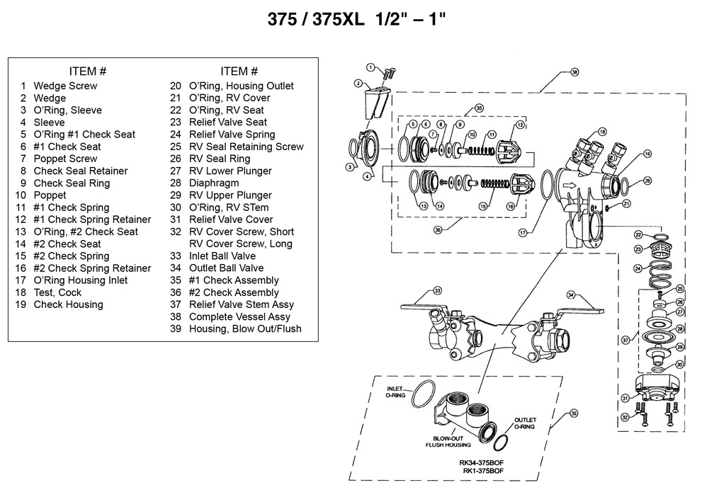 Schematic For Wilkins 375 375xl 1 2